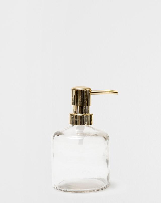 Zara Home Transparent Glass Dispenser