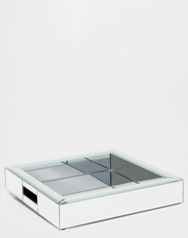 Zara Home Classic Mirrored Tray