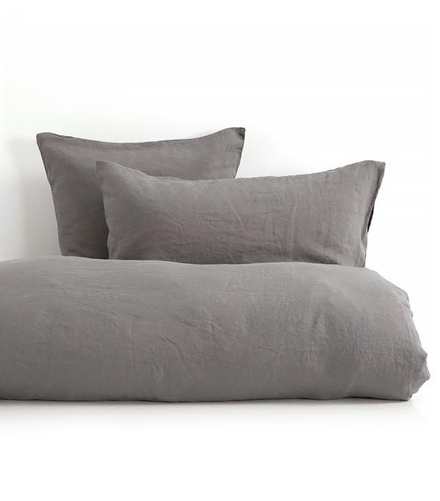 Zara Home Natural Colour Faded Linen