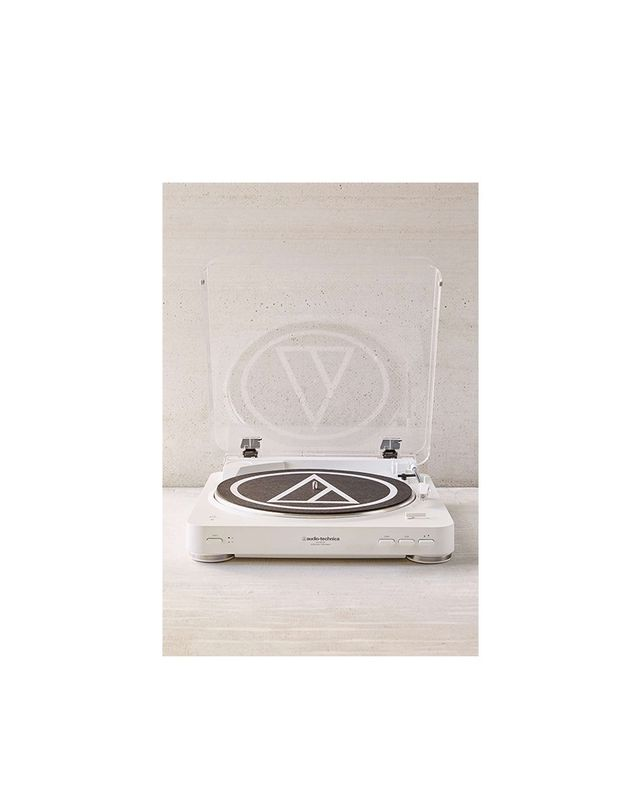 Audio-Technica Wireless Vinyl Record Player - White