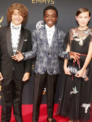 Your Heart Will Melt Over the Stranger Things Kids at the Emmys