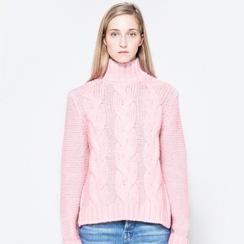 Brooks Rollneck Sweater