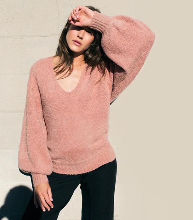 Zimmermann Nectar Karmic Slouch Sweater