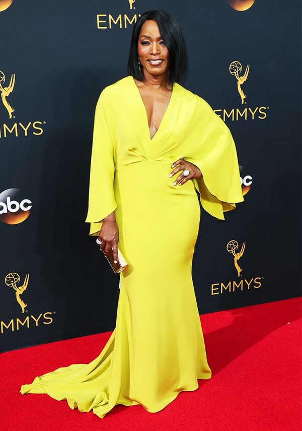 WHO:Angela Bassett WHAT: Actress, American Horror Story