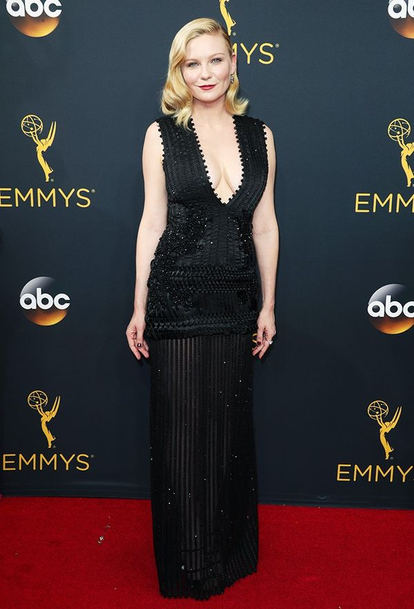 WHO: Kirsten Dunst WHAT: Nominee, Lead Actress in a Limited Series,Fargo