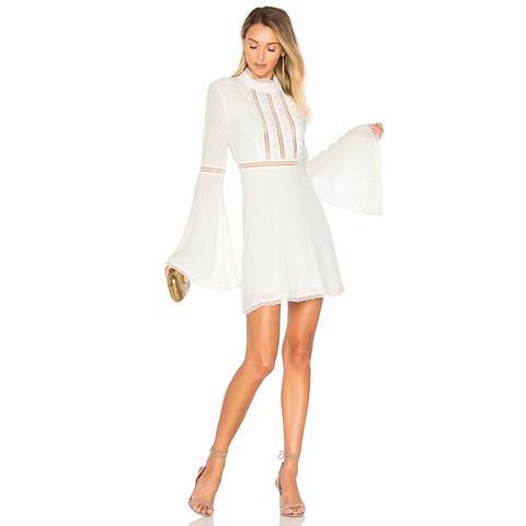 Willow Bell Sleeve Dress