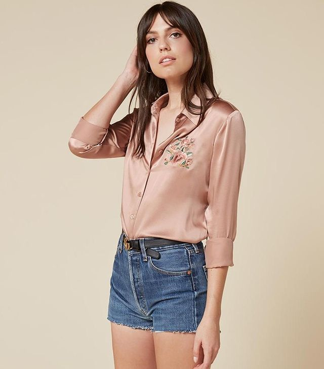 Reformation Peggy Top
