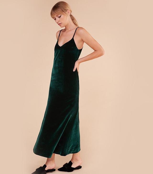 Reformation Chemise Dress
