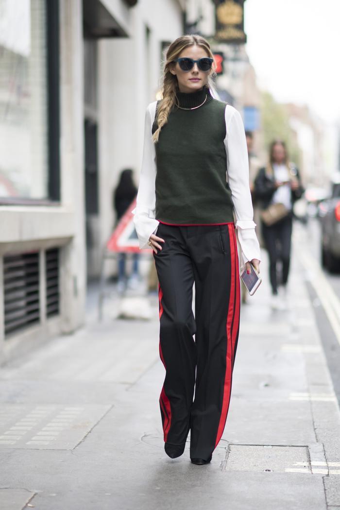 Olivia Palermo London Fashion Week