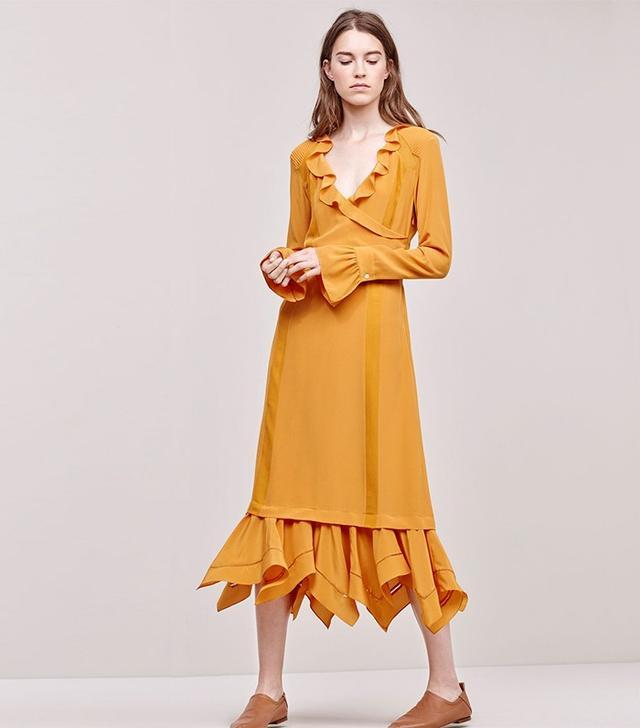 Thakoon Ruffle Dress