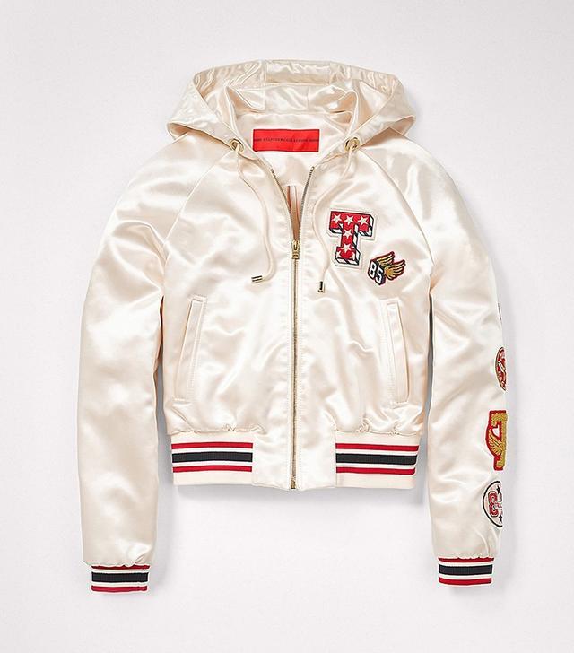 Tommy Hilfiger Hooded Varsity Jacket