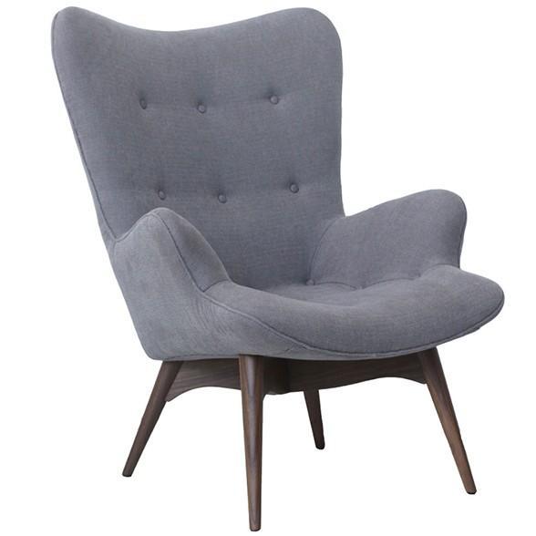 Matt Blatt Replica Grant Featherston Contour Lounge Chair