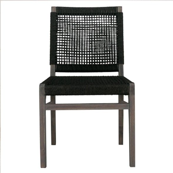 Freedom Two Oceans Dining Chair Black/Grey