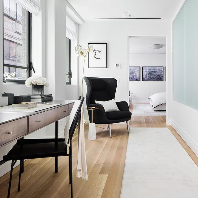 Inside a Modern Manhattan Townhouse
