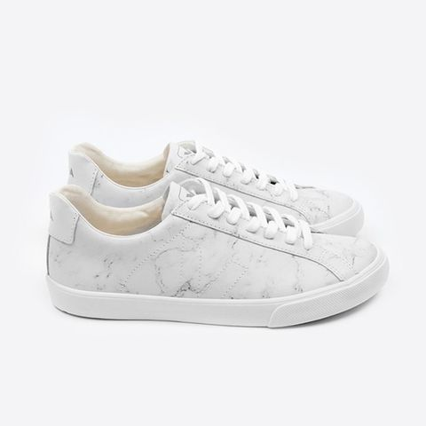 Esplar Leather Marble Sneaker