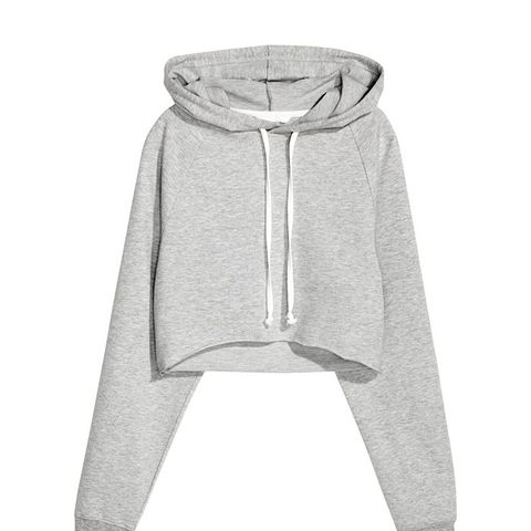 Hooded Short Top