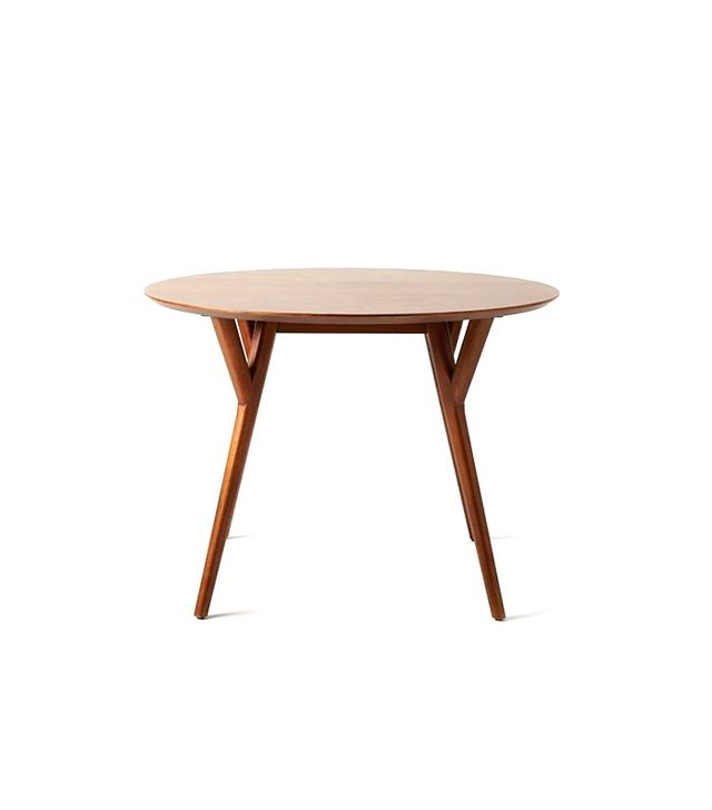West Elm Mid-Century Round Dining Table 599