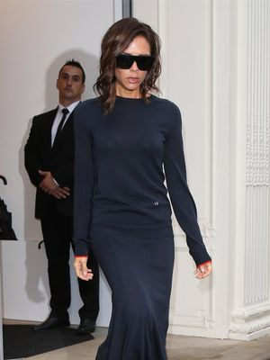Victoria Beckham's Shoes Prove She Follows Trends