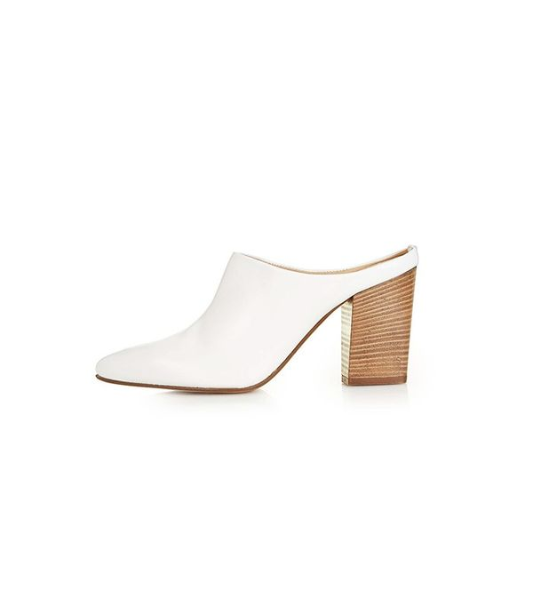 Topshop Global Point Mules