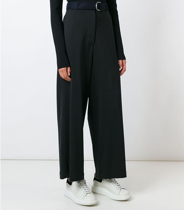 Hache Belted Trousers