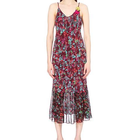 Line Gracie Crepe Dress