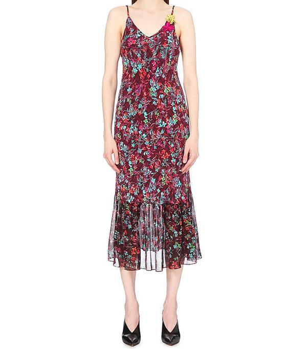 Preen Line Gracie Crepe Dress