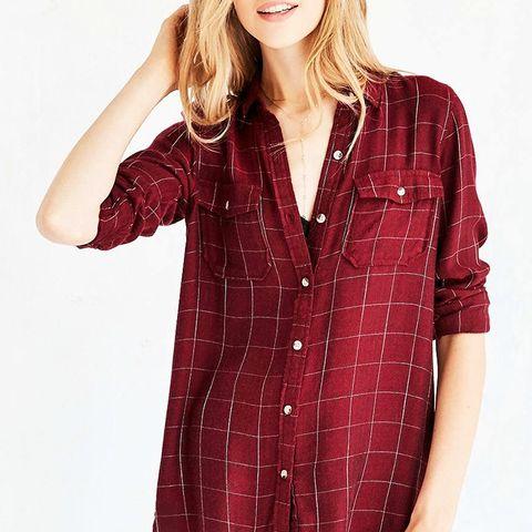 Robbie Washed Button-Down Shirt