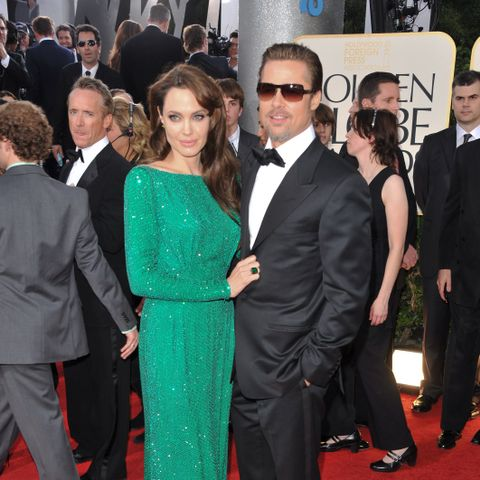 We're Paying Homage to Brad and Angelina's Most Memorable Red Carpet Looks