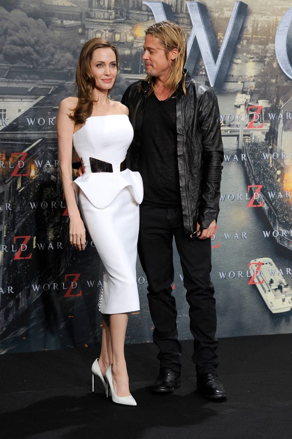 World War Z Premiere, June 4, 2013