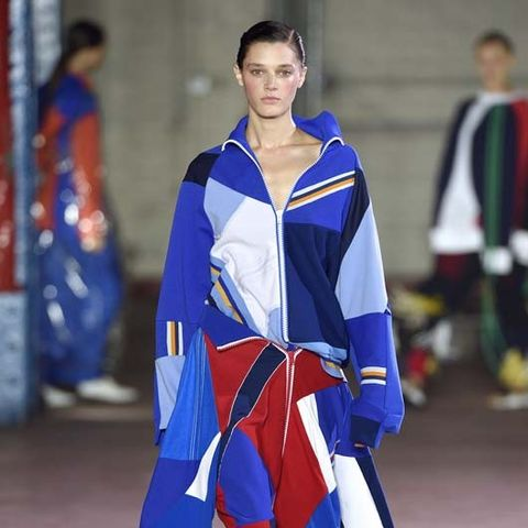 Behold Oversize Everything at Joseph's Spring Show