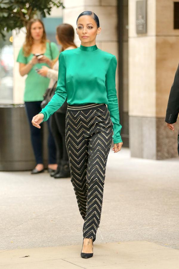 And just like that, emerald green feels brand new again.