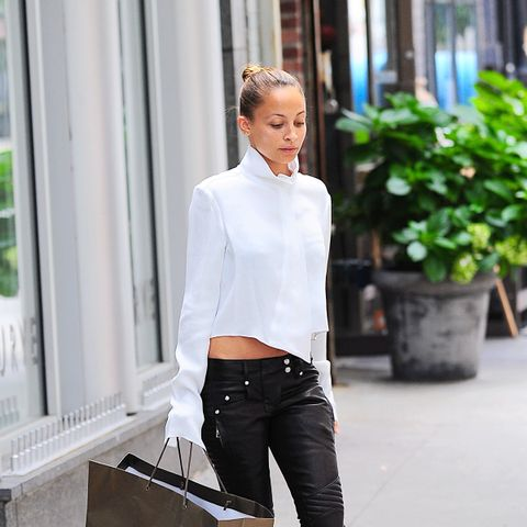 Admit It: Nicole Richie Was Your First Style Crush (And Still Is)