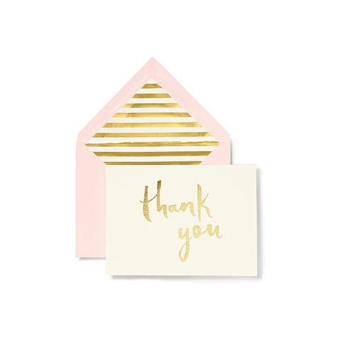 Thank You Notes Set of 10