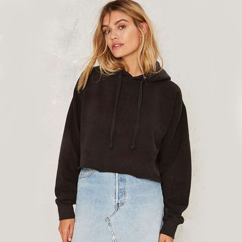 You're a Champ Cropped Hoodie