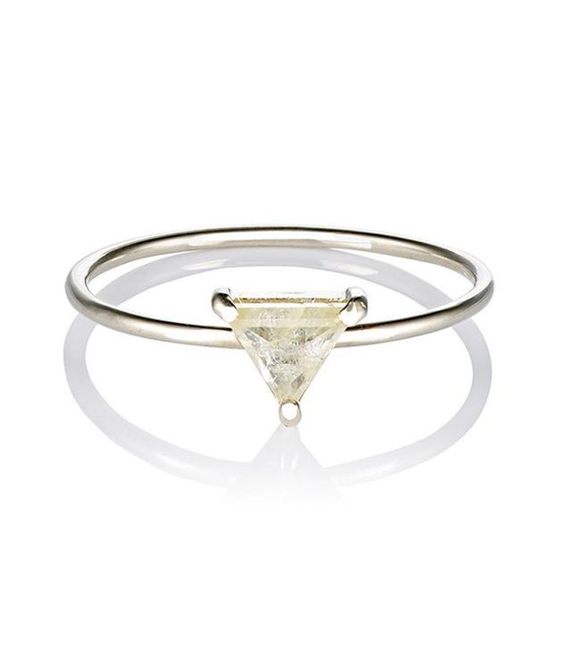 Grace Lee Trillion Diamond Ring