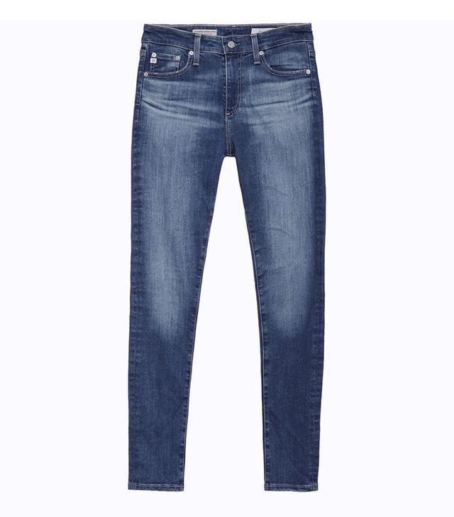 AG Jeans The Farrah Skinny Crop