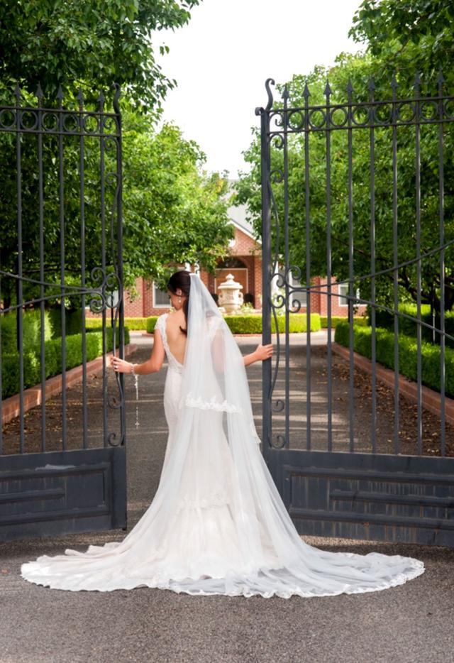 Australia\'s Best Wedding Dress Designers   WhoWhatWear AU