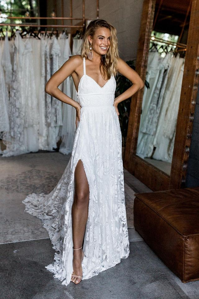 Australia\'s Best Wedding Dress Designers | WhoWhatWear AU