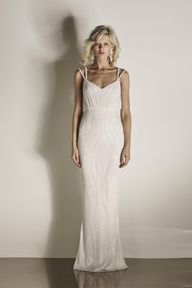 Rachel Gilbert Caeley Gown