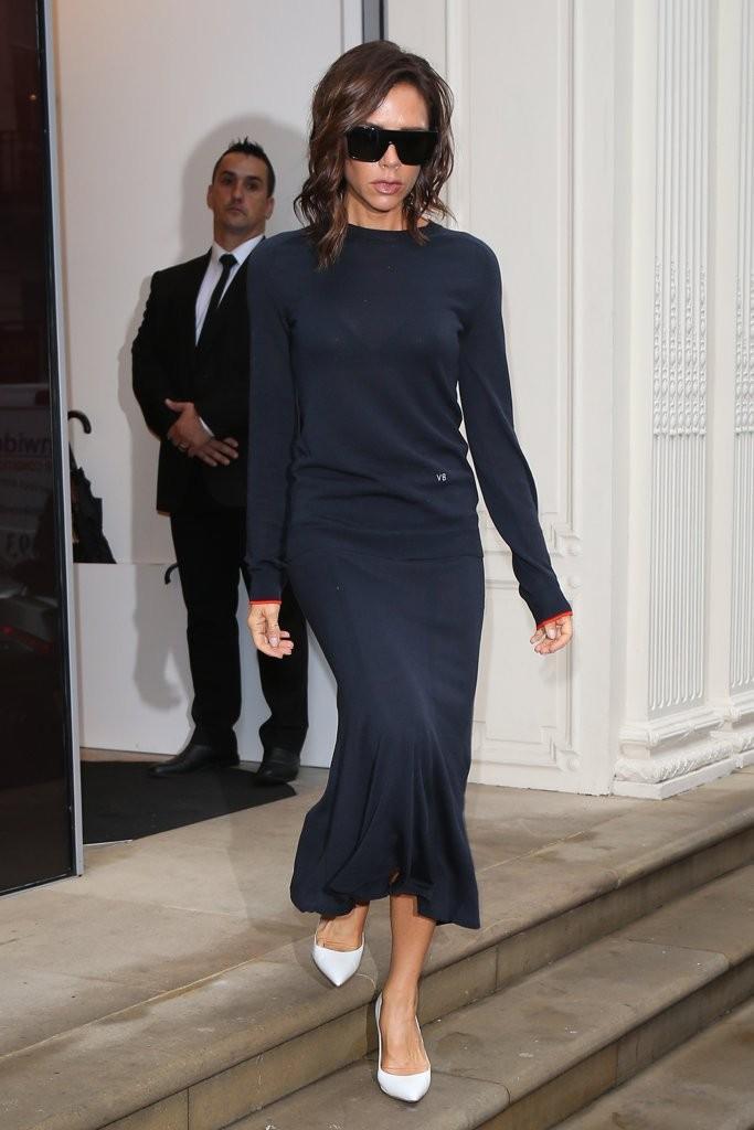 Victoria Beckham Manolo Blahnik Heels
