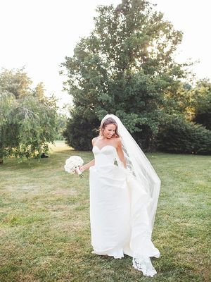 What It Takes to Be a Bride, According to a Real Bride