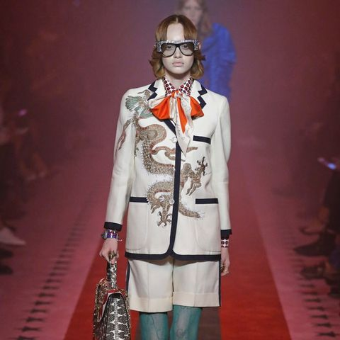 The Gucci Pieces You're About to See on Every It Girl