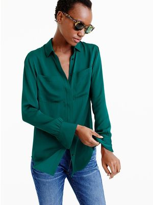 Button-Down Shirt - Fashion Trends and Celebrity Style | WhoWhatWear
