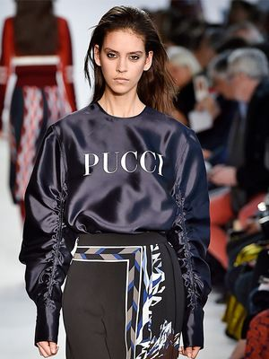 Watch the Emilio Pucci Show Live!
