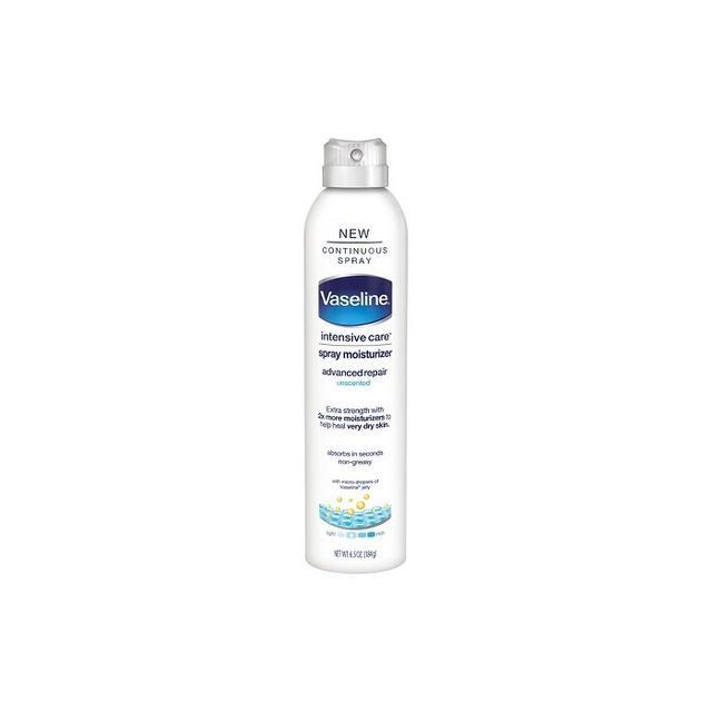 VaselineIntensive Care Advanced Repair Unscented Spray Moisturizer