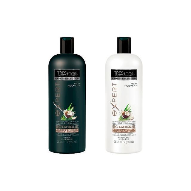TRESemmeBotanique Nourish and Replenish Shampoo & Conditioner