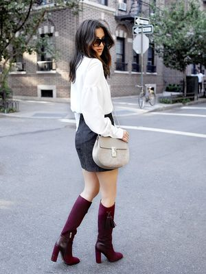 Stylish Boots to Get You Through Inclement Weather