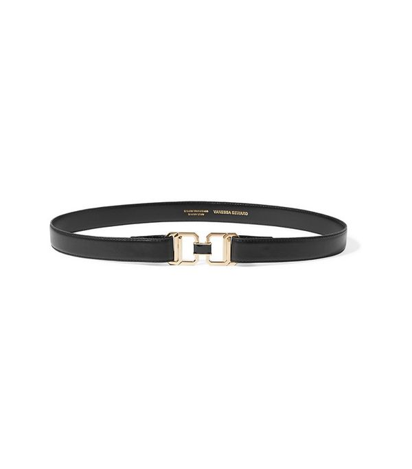 Vanessa Seward Chypre Leather Belt