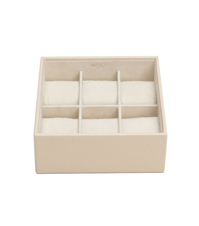 Stackable 6 Piece Standard Watch Tray