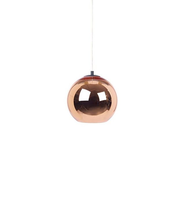 Fosani Lighting Replica Tom Dixon Copper Shade Pendant